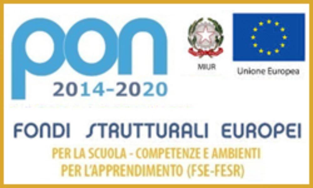 PON 2014/ 2020