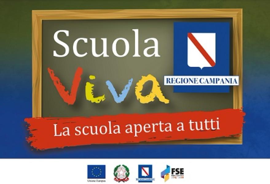 Calendario avvio attività Progetto Back to school Scuola Viva IV annualità